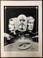 Star Trek/Aberdeen Incident Original Cover Art