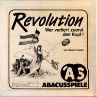 Revolution - Wer Verliert Zuerst den Kopf