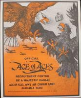 Ace of Aces Promo Poster - Be an Eagle