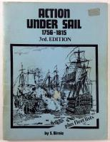 Action Under Sail 1756-1815 (3rd Edition)
