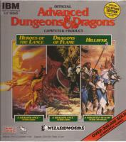 AD&D 3-Pack (Collector's Edition)