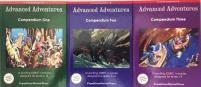 Advanced Adventures Compendium Collection - Volumes 1-3!
