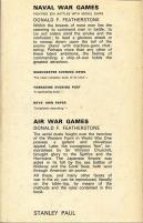 Advanced War Games