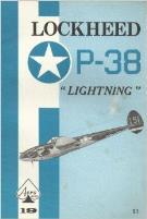 "Aero Series #19 - Lockheed P-38 ""Lightning"""