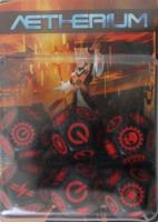Dice Set - Black w/Red (6)