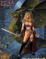 Art Fantastix Select - #4 Clyde Caldwell