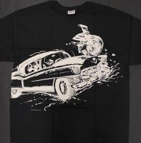 All-Wheel Hell T-Shirt (M)
