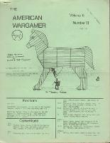 "Vol. 6, #11 ""Biscay Convoy - A Wooden Ships and Iron Men Scenario"""