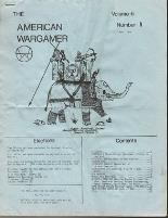 """Vol. 6, #9 """"Game Design for Grand Tactical Games, Priests of GOW, AD&D Class"""""""