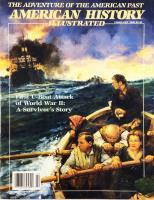 "Vol. 22, #10 ""Frederick Remington, Mason Locke Weems, White Tower"""