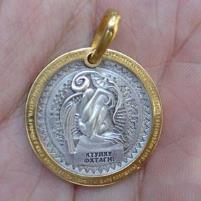 Russian Cthulhu Amulet