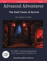 Dark Tower of Arcma, The