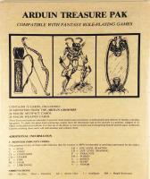Arduin Treasure Pack