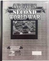 Command Decision - Armies of the Second World War Vol. 1 (Black & White Reprint)