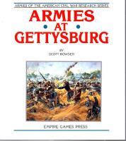 Armies at Gettysburg