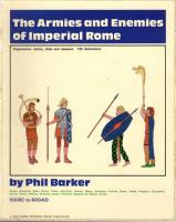 Armies and Enemies of Imperial Rome, The (1st Edition)