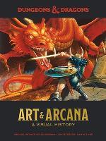 Art & Arcana - A Visual History