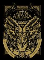Art & Arcana - A Visual History (Special Edition)