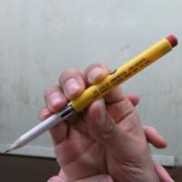 Arkham Sanitarium Pencil