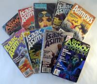 Isaac Asimov's Science Fiction Collection w/Bonus Items!
