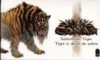 Sabertooth Tiger (Kickstarter Exclusive)