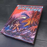 Astonishing Swordsmen and Sorcerers of Hyperborea (2nd Edition, Signed and Numbered)