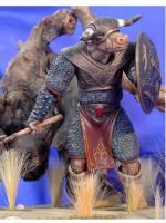 Auroch le Minotaure