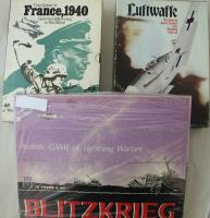 Avalon Hill WWII Europe Collection - 3 Games!