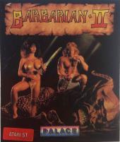 Barbarian II - The Dungeon of Drax