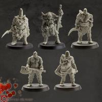 Barbarians Set #1