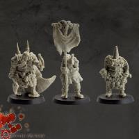 Barbarians Command Group