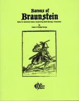 Barons of Braunstein (Mythoard Edition)