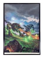 Battletech #53 (Framed)