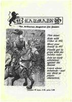 """#5 """"The Adventure of the Saxon Knight, Family History for 495 A.D., The Pendragon Glossary Part 4"""""""