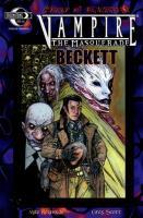 Vampire the Masquerade - Beckett