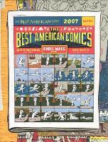 Best American Comics 2007, The