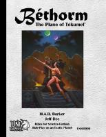 Bethorm - The Plane of Tekumel