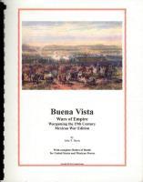 Beuna Vista - Wars of Empire Mexican War Edition