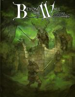 Beyond the Wall - And Other Adventures (2nd Printing)
