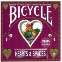 Bicycle - Hearts & Spades