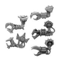 Cyborg Ork - Bionic Claw Arm (Left)