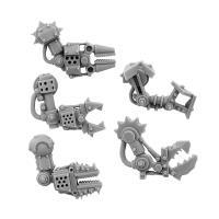 Cyborg Ork - Bionic Fist Arm (Right)