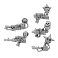 Cyborg Ork - Bionic Slugga Arm (Left)