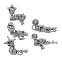 Cyborg Ork - Bionic Slugga Arm (Right)
