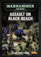 Assault on Black Reach (Starter Game) - Rulebooks Set