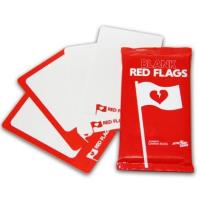 Blank Red Flags