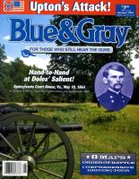 """Vol. 18, #6 """"Upton's Attack and the Defense of Doles' Salient, Croxton's Raid on Tuscaloosa, Pvt. Fielding Jenkis Smith"""""""