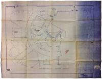 Star Trek The Next Generation Construction Blueprints - Main Engineering & Sickbay - Official Photocopies