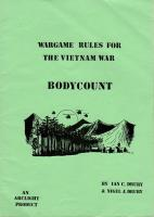 Body Count - Wargame Rules for the Vietnam War (1st Edition)