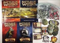 Battles of Westeros Collection #2 - Base Game + 2 Expansions!